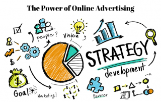 TPower of Online Advertising