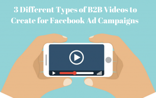 3 Different Types of Videos to Create for Facebook Ads