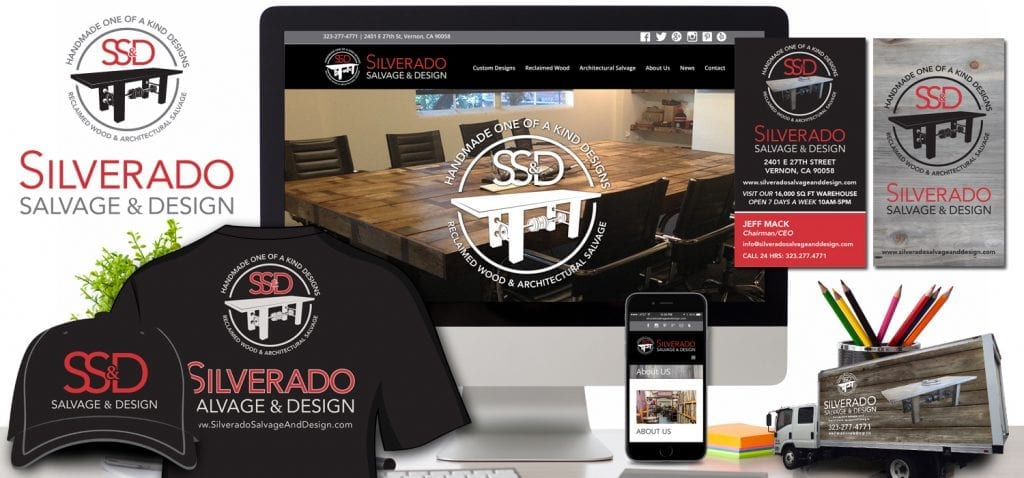 Silverado Salvage And Design Root Marketing