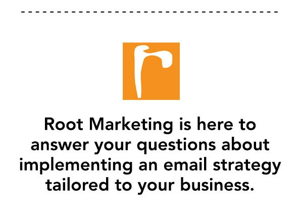 Root Marketing is here to answer your questions