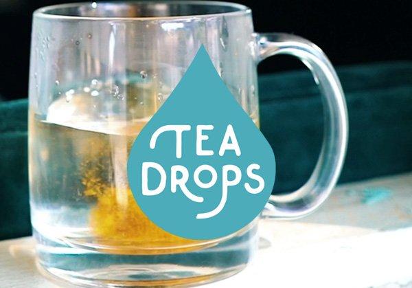 Tea Drops popup image
